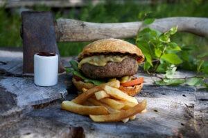 burger charolais gimarasten sweden flugfiske giman